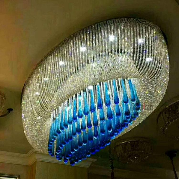 水滴吸顶灯NHB001C
