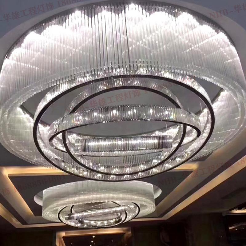 酒店工程灯的常见形式有哪些