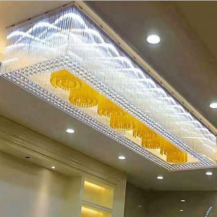 走廊过道水晶灯