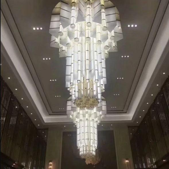 售楼处大厅吊灯